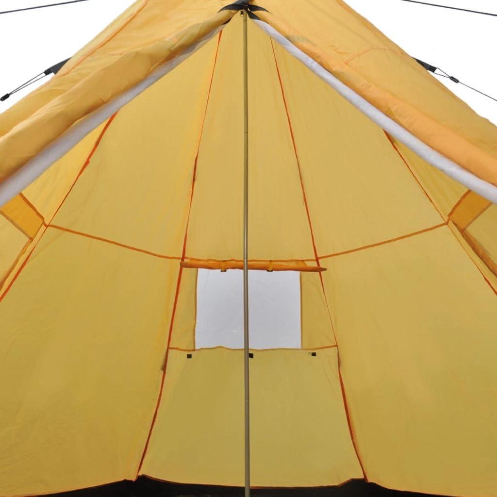 Pique-Nique ou pour Caravane Camping-Car 250 x 400 cm Anthracite Tidyard Tapis de Tente Camping Design /œillets Int/égr/és pour Camping Randonn/ée