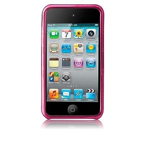 Case-Mate Gelli - Carcasa suave para iPod touch 4.ª ...