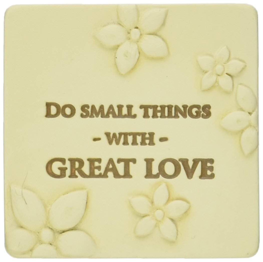 AngelStar 10224 Do Small Things with Love Inspirational Magnet 2-Inch