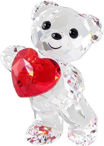 SWAROVSKI SW5265310 Kris Bear – A Heart for You