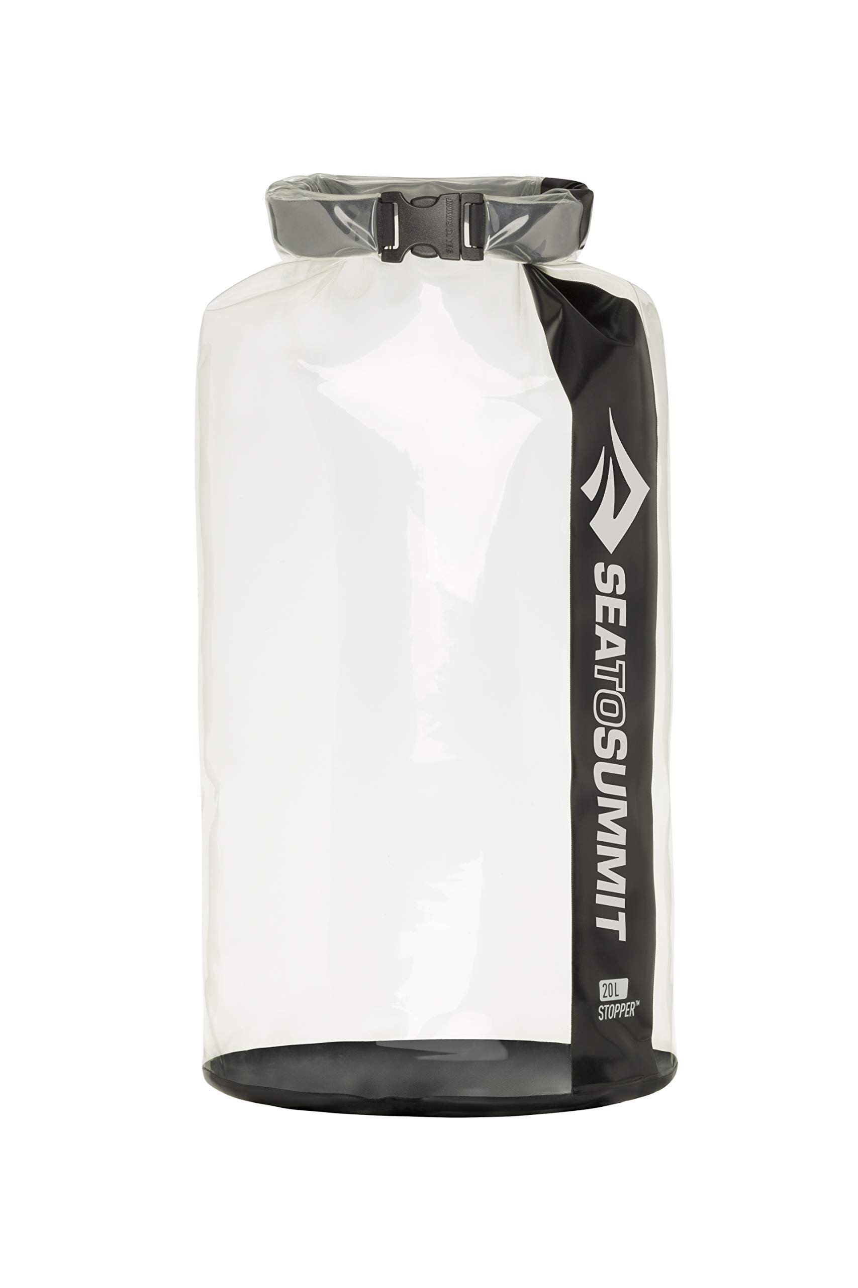 Sea to Summit Clear Stopper Dry Bag, 20 Liter by Sea to Summit