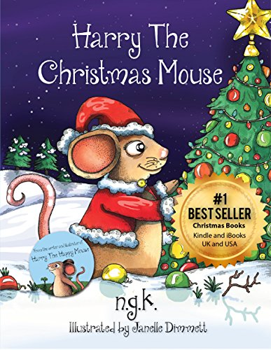 Harry The Christmas Mouse by [ N K]