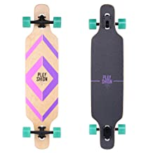Playshion Drop-Through Longboard