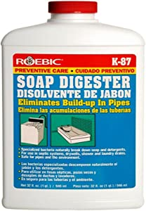 Roebic Laboratories, Inc. K-87-4 32-Ounce Soap Digester