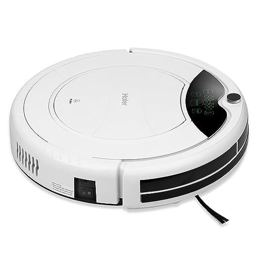 Haier T320 Aspiradora robot Smart Auto Vacuum microfibra de ...