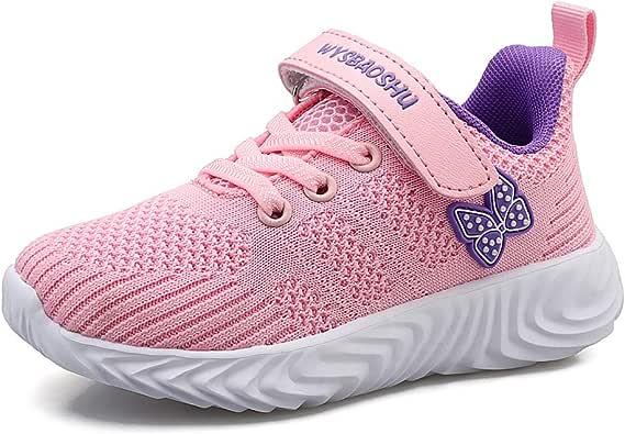 Zapatillas de Deporte para niños Zapatillas de Entrenamiento Ligeras para niños y niñas Zapatillas de Deporte Transpirables: Amazon.es: Zapatos y complementos