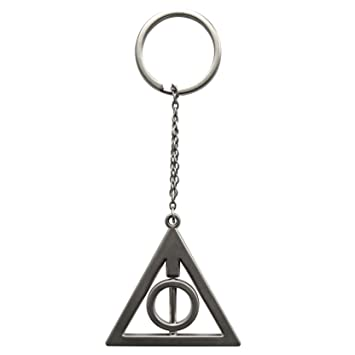 ABYstyle – Harry Potter Llavero 3D – Deathly Hallows, abykey192