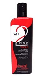 Devoted Creations White 2 Black Tingle Lotion