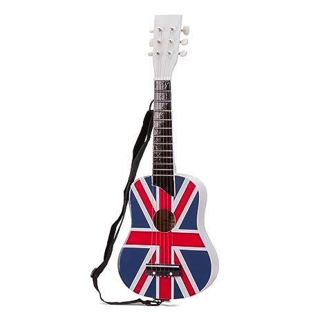 New Classic Toys - Guitarra para niños (309)