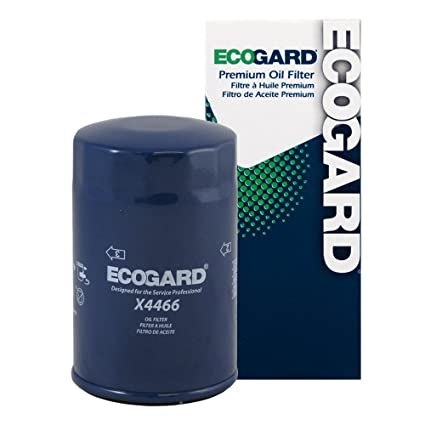 ECOGARD X4466 Spin-On Engine Oil Filter for Conventional Oil - Premium  Replacement Fits Mercedes-Benz 300E, 190E, 300SE, 300SL, 300TE, 300SEL,  260E,