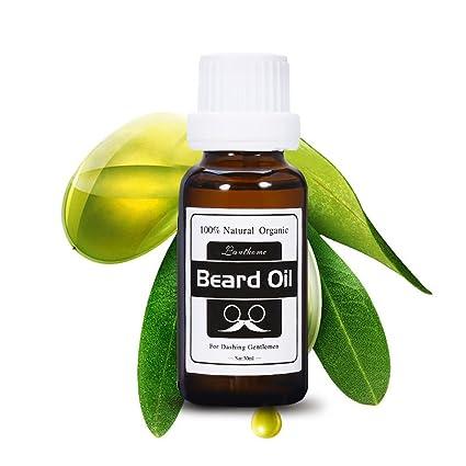 Barba natural del bigote del aceite crece estimular el crecimiento del pelo facial caballeros cuidado de