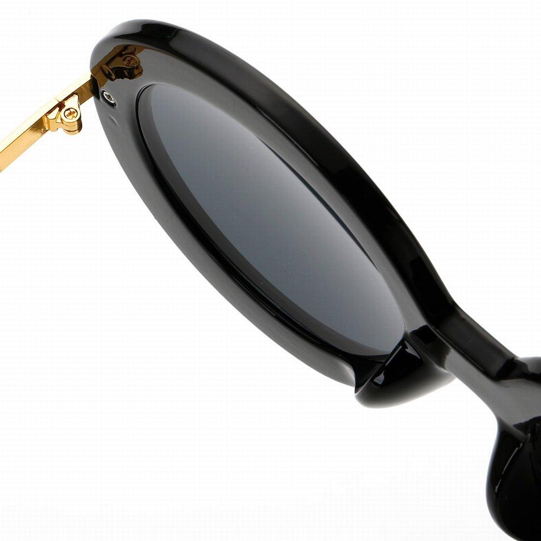 Mode Trend Gläser Retro Ring Pfeil Pfeil Sonnenbrille , Transluzente Tee / Beige Rahmen