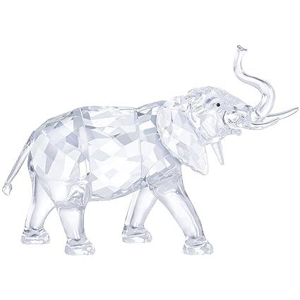 Amazon Com Swarovski Crystal Elephant Figurine New For 2017