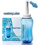 waterpulse 鼻うがい 鼻洗浄器 アレルギー性鼻炎 鼻づまり 花粉 ノーズクリーニング 正規輸入品 300ml<日本語説明書付き>