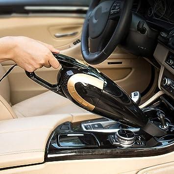 Amazon Com Sinyso Car Vacuum Auto Cleaner Dc 12 Volt Handheld