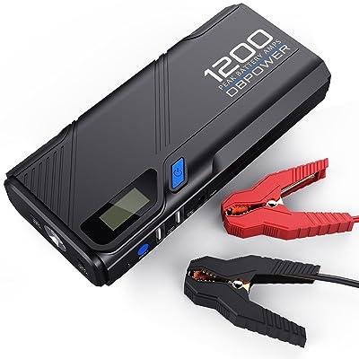 DBPOWER 1200A Portable Jump Starter