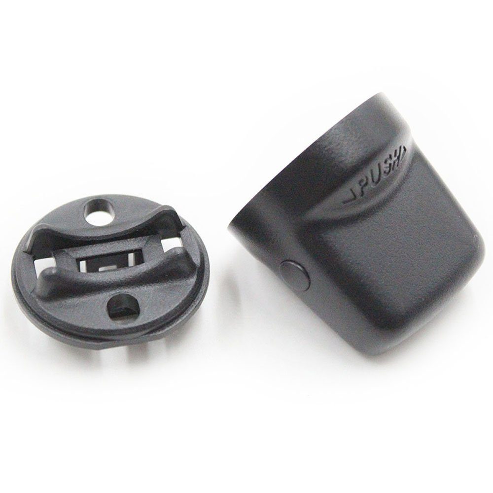 Koauto Keyless Lgnition Start Switch Knob Cap & Insert Fit Outlander Lancer  4408A167-4408A031