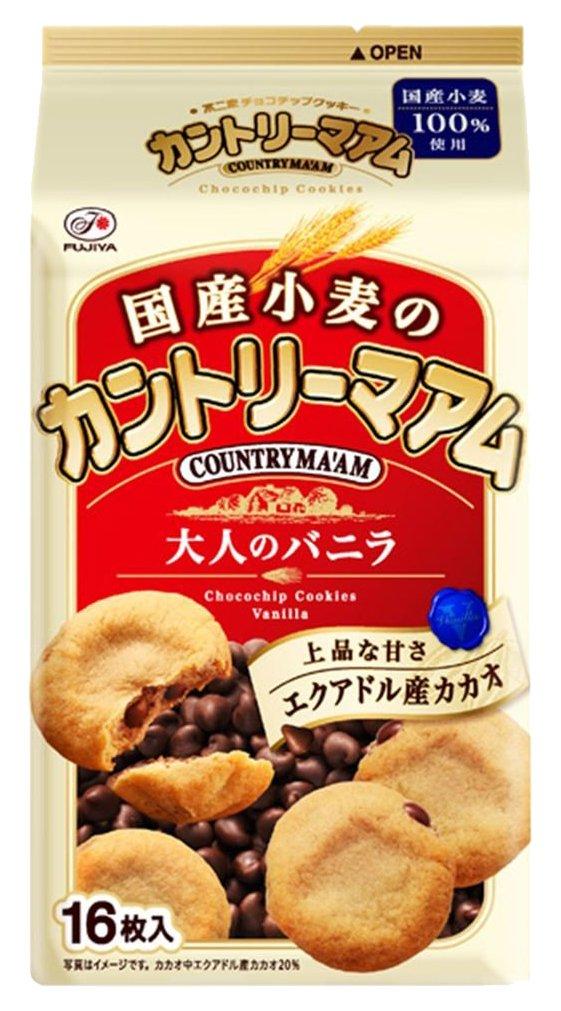 Fujiya Kantorimaamu (vainilla) bolsas de 16 hojas X5: Amazon.es: Alimentación y bebidas
