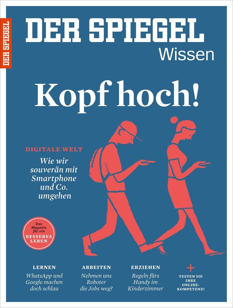 Spiegel Wissen 42016 Kopf Hoch Amazonde Annette Bruhns Bã¼cher