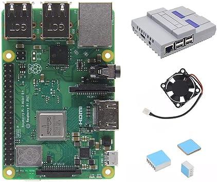 Yangxz Arduino Compatible, Raspberry Pi 3 4 en 1 Modelo B + (más ...