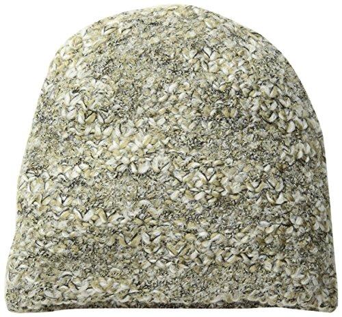 Boucle Polyester Yarn (ExOfficio Icelandia Boucle Beanie, Walnut, ONE)