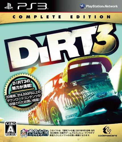 DiRT 3 コンプリートエディションの商品画像
