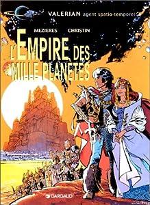 """Afficher """"Valérian, agent spatio-temporel n° 2 L'empire des mille planètes"""""""