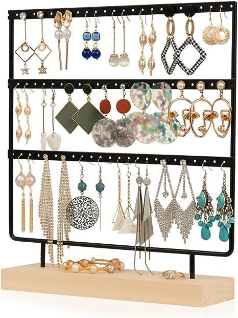 Schmuckständer Display Halskette Display Ständer Hanger Ohrring T Ständer