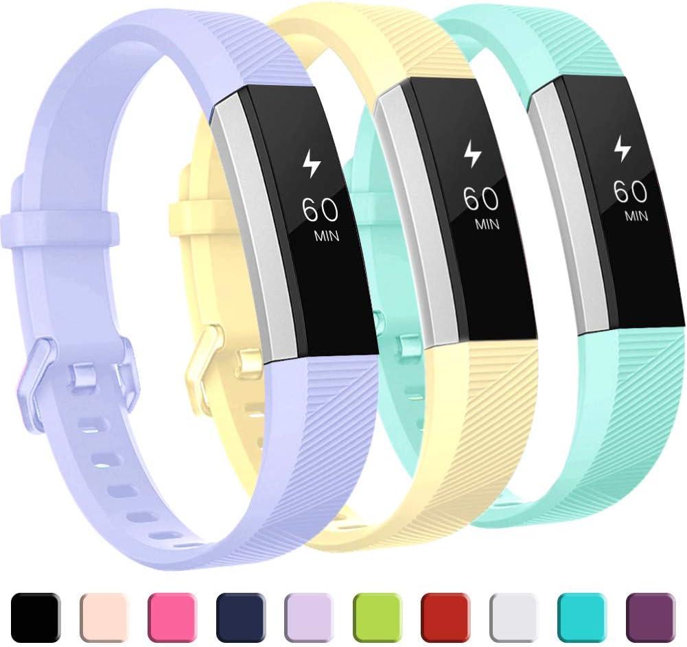 Mallas Para Reloj Fitbit Alta Hr (3 Unidades, Talle S (K6X7)