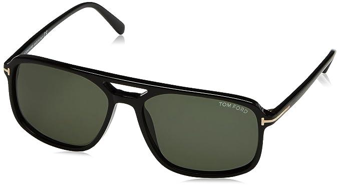Diagonal Eyewear Sonnenbrille Ft0237 Black, 50