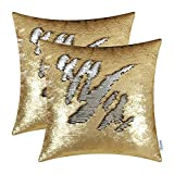 Pack of 2 CaliTime Throw Pillow Covers Cases - Best Reviews Guide