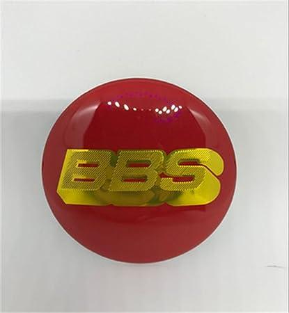 guoyuan Juego de 4 tapacubos de alta calidad para el centro de la rueda, emblemas