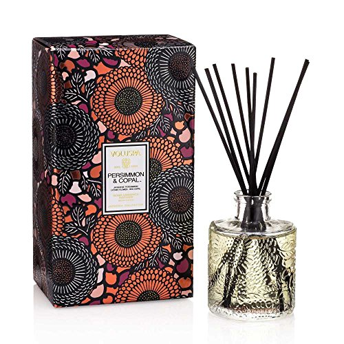 Voluspa Persimmon Copal Mini Reed Diffuser ()