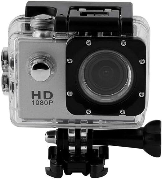 Gugutogo G22 1080P HD Shooting Cámara de Video Digital a Prueba de Agua Sensor COMS Lente Gran Angular Cámara Deportiva para Buceo Swimng