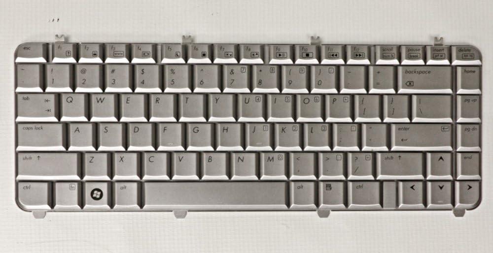 488590-001 Genuine New HP Pavilion DV5z DV5Z-1100 DV5Z-1200 Laptop US Keyboard 488590-001