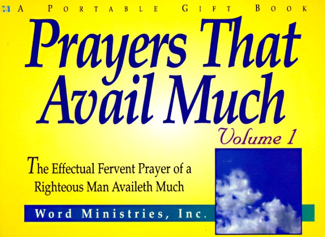 Effectual Fervent Prayer - What Does it Mean? - Genuine ...