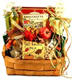 Autumn in Italy Gourmet Italian Fall Thanksgiving Gift Basket