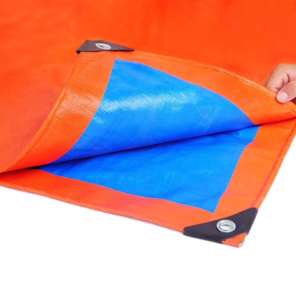 Lona impermeabilizante a prueba de agua pantalla de espesamiento espesamiento de de sombra de lluvia paño de aislamiento a prueba de agua paño plástico pe canola lona paño de aceite camión vertedor ( Tamaño : 33m ) 97ec77
