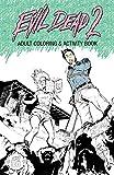 Evil Dead 2: Adult Coloring & Activity Book