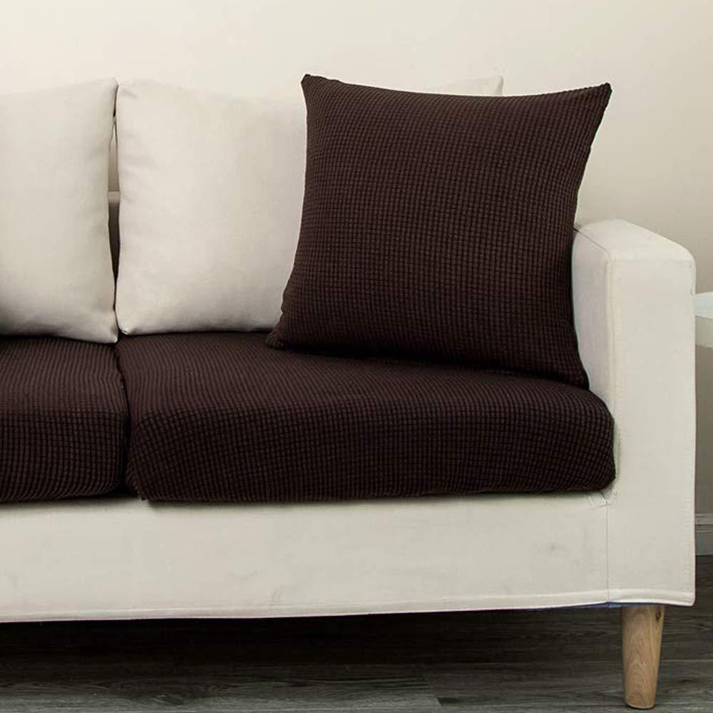 Amazon.com: Veronica - Fundas elásticas de licra para sofá ...