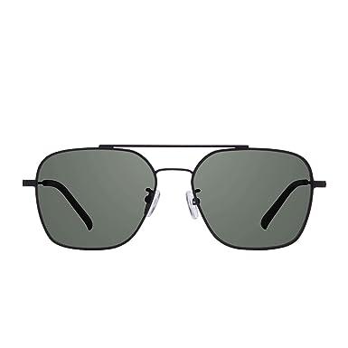 ef1b53c5b DIFF Eyewear - Decker - Designer Aviator Sunglasses for Men & Women - 100%  UVA
