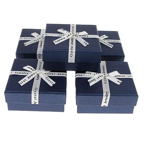 B Baosity Mini Caja Estuche de Cartón Diseño Dulce para ...