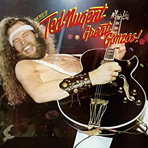 Great Gonzos-The Best Of Ted Nugent (180 Gram Audiophile Translucent Gold Vinyl/Limited Edition/Gatefold Cover & Poster)