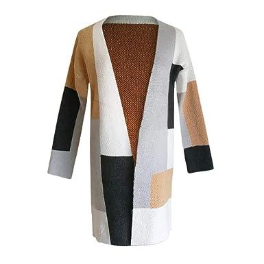 8f376c34f1724c Amazon.com  Kemilove Women Winter Baggy Cardigan Coat Long Chunky Knitted  Oversized Sweater Jumper  Clothing