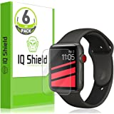 IQ Shield Screen Protector Compatible with Apple Watch 42mm (Apple Watch Nike+, Series 3, 2, 1)(6-Pack) Anti-Bubble…