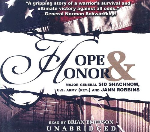 Hope And Honor: Library Edition by Blackstone Audio Inc