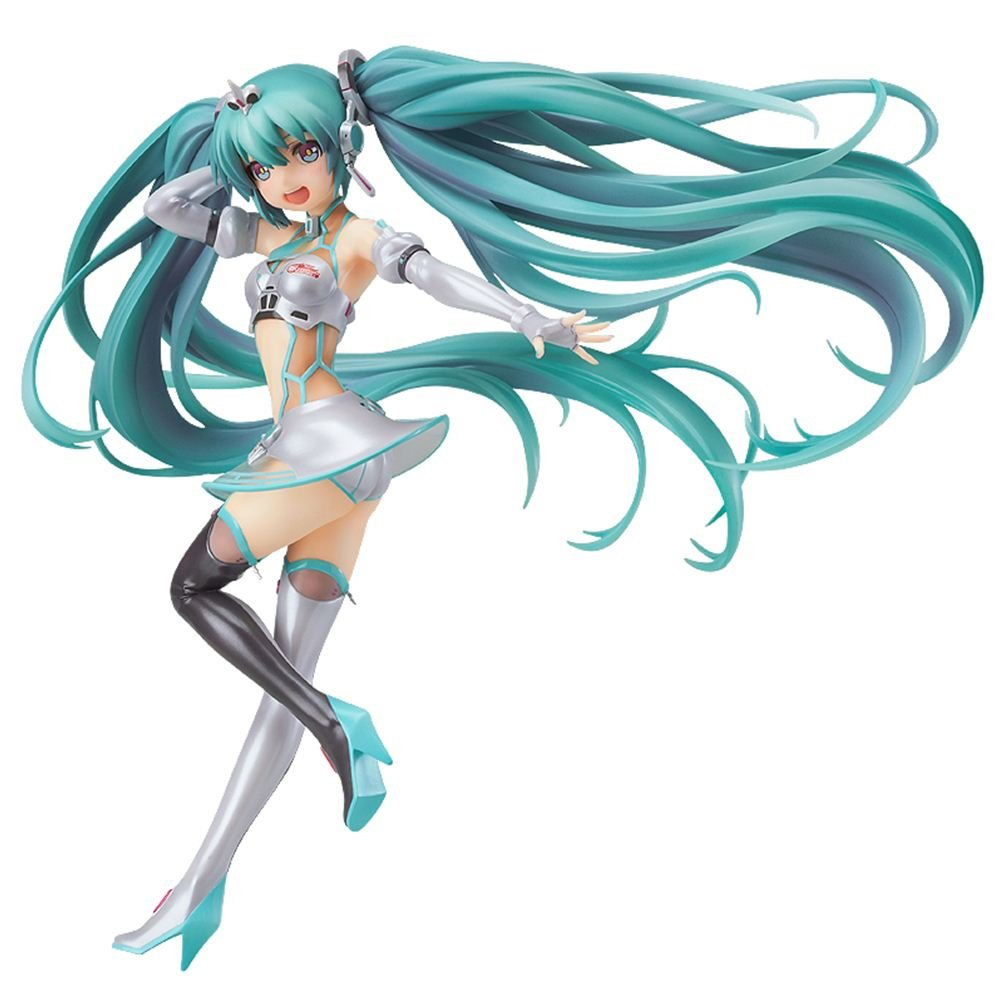 VOCALOID: Racing Miku 2012 Good Smile Company Version 1/8 PVC Figure