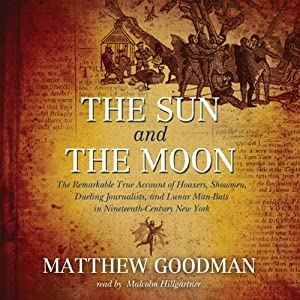 The Sun and the Moon Hörbuch