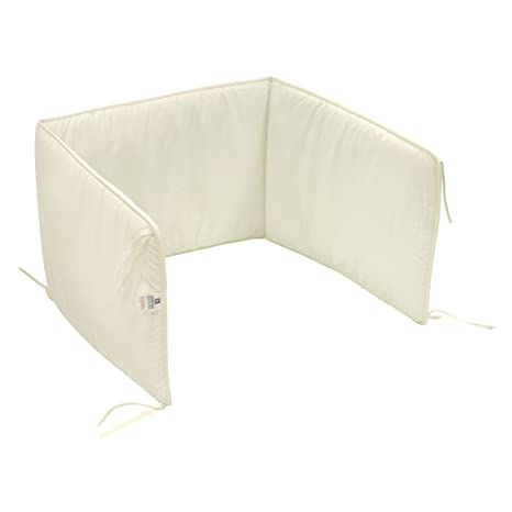 Cambrass Liso E - Protector de cuna, 60 x 40 cm, color beige ...
