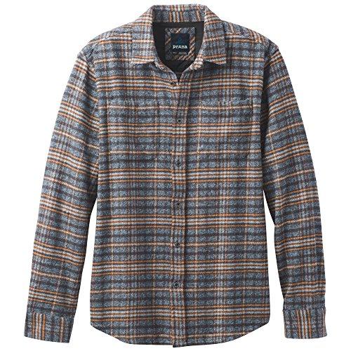 Aspen Sweater (prAna Men's Brayden Sweater, Aspen Blue, Small)
